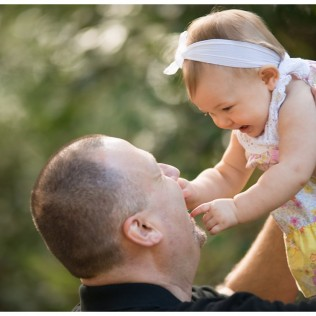 Child & Father | Family Photography | Kim Truelove Photography